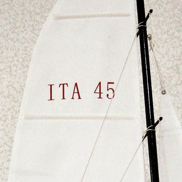 ルナロッサ プラダ の番号 ITA 45