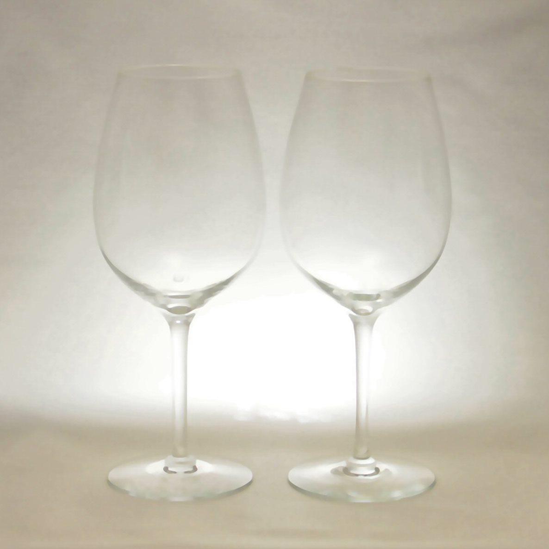 レイミューラ スベンスカ スマーカ 赤 ワイングラス ペアセット Reijmyre Svenska Smarker Red Wine Glass Pair Set