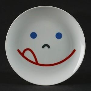 モノ お子様スマイルプレート  mono kinder plate
