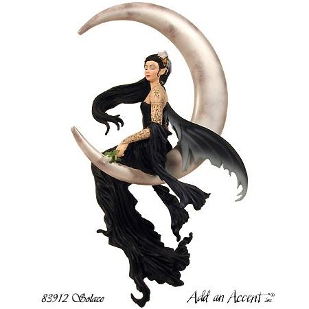 月の上の妖精 ソレース Fairy on Moon  Solace