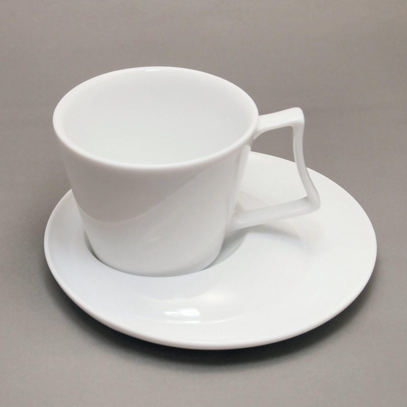 深山 ブルーム コーヒーカップとソーサー