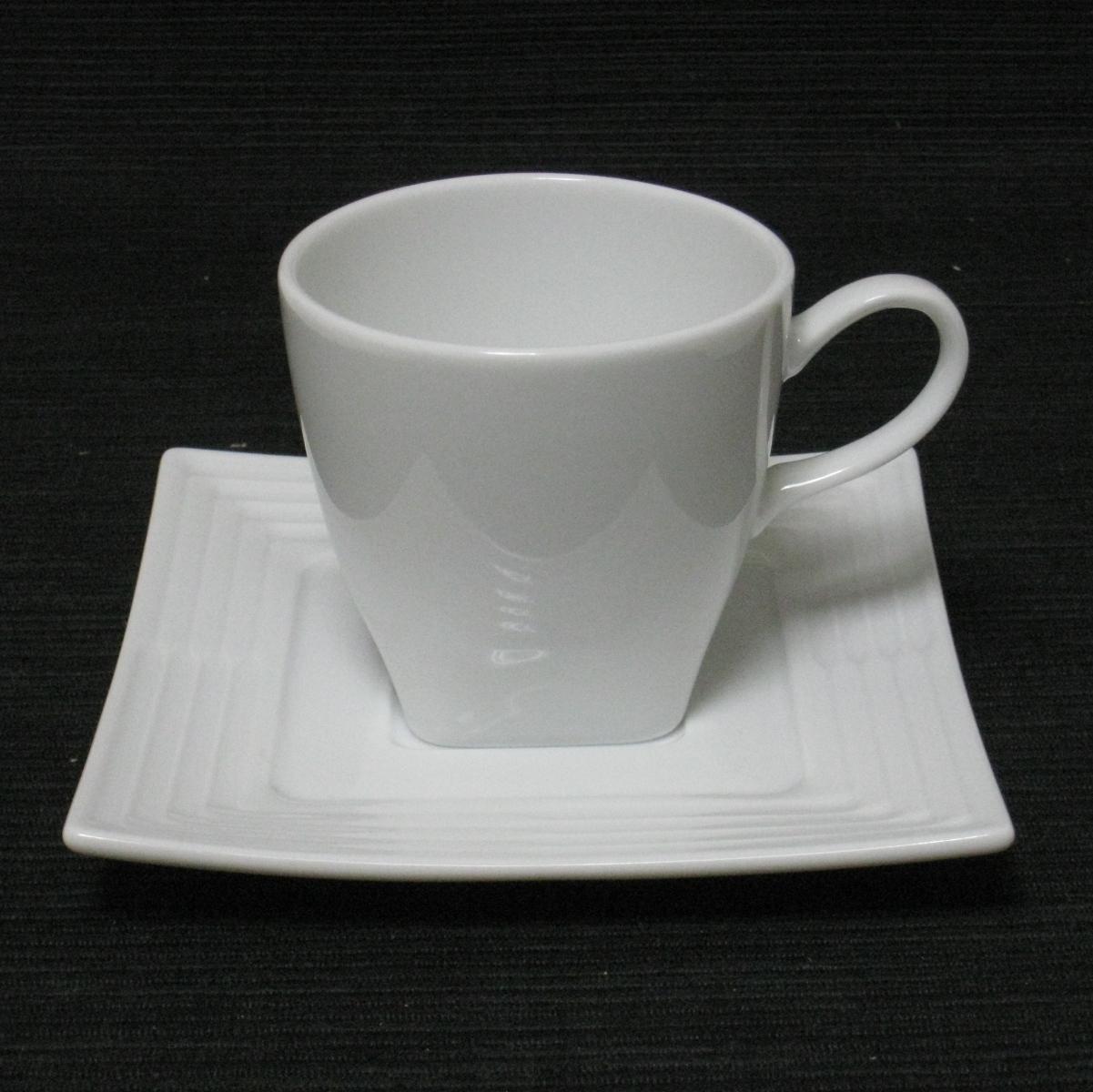 深山 クチート モカ コーヒーカップとソーサ