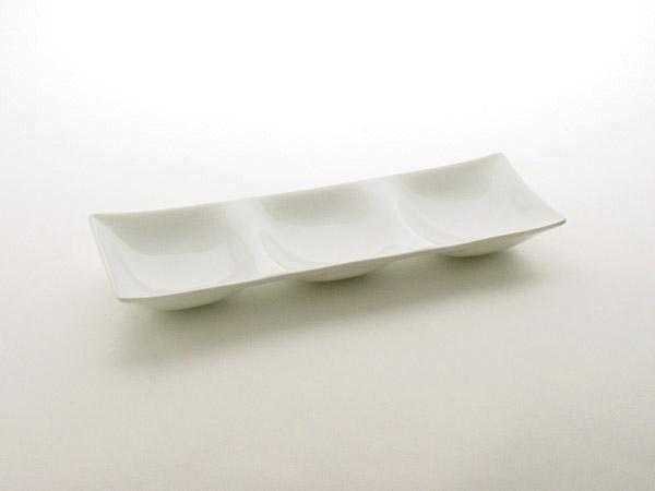 深山 コワケ 三つ仕切り皿 小皿