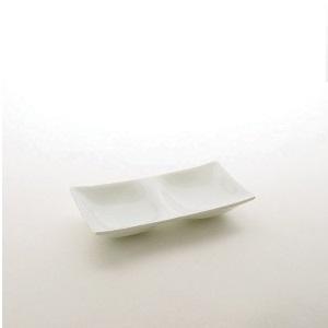 深山 コワケ 二つ仕切り皿 小皿