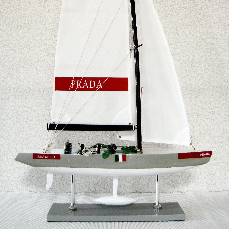 ヨット模型 ITA_45 ルナロッサ プラダ