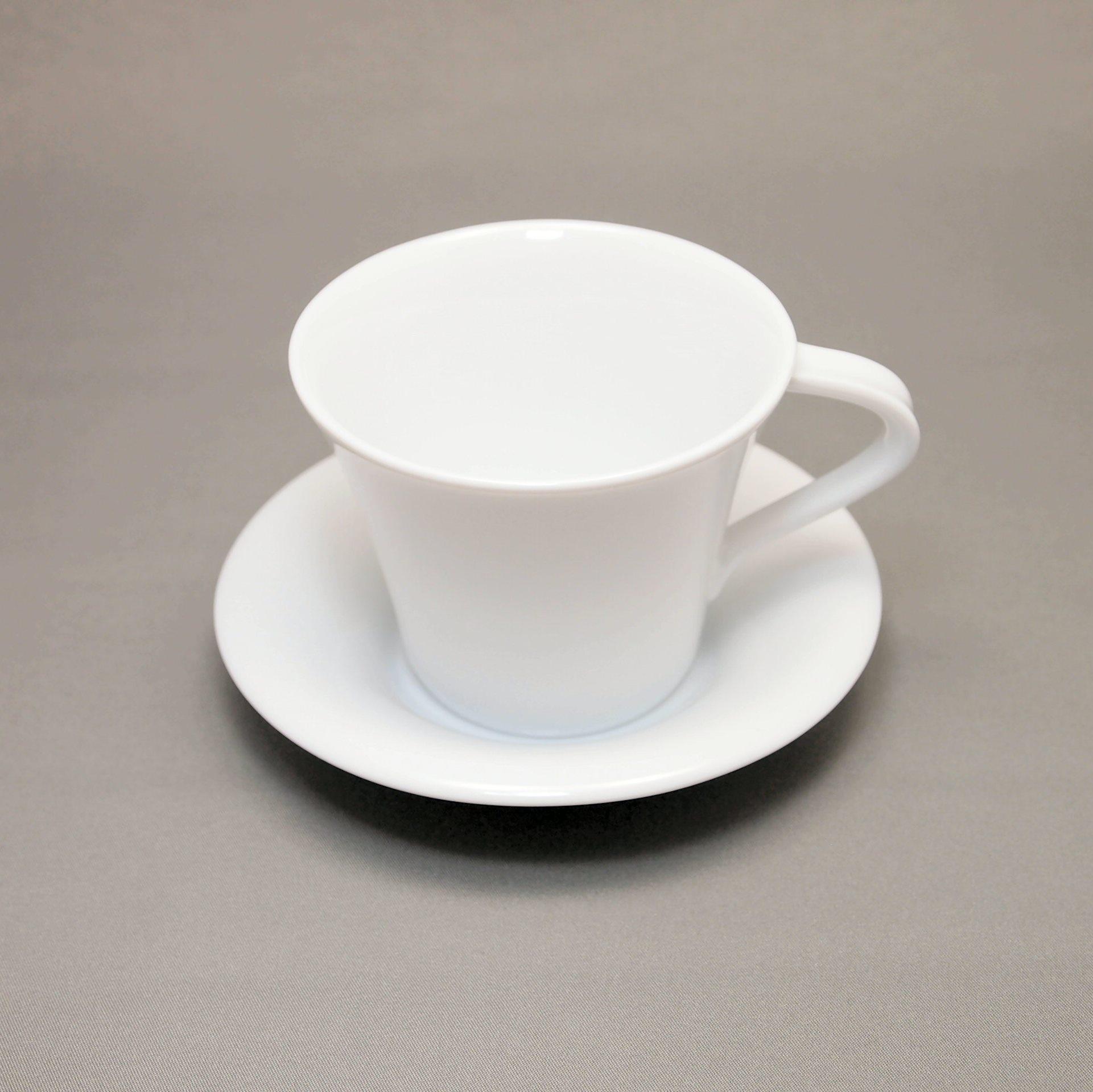 深山 ムーン コーヒーカップとソーサ