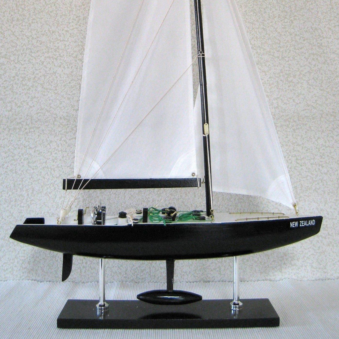ヨット模型 NZL_82 ニュージーランド ブラックマジック