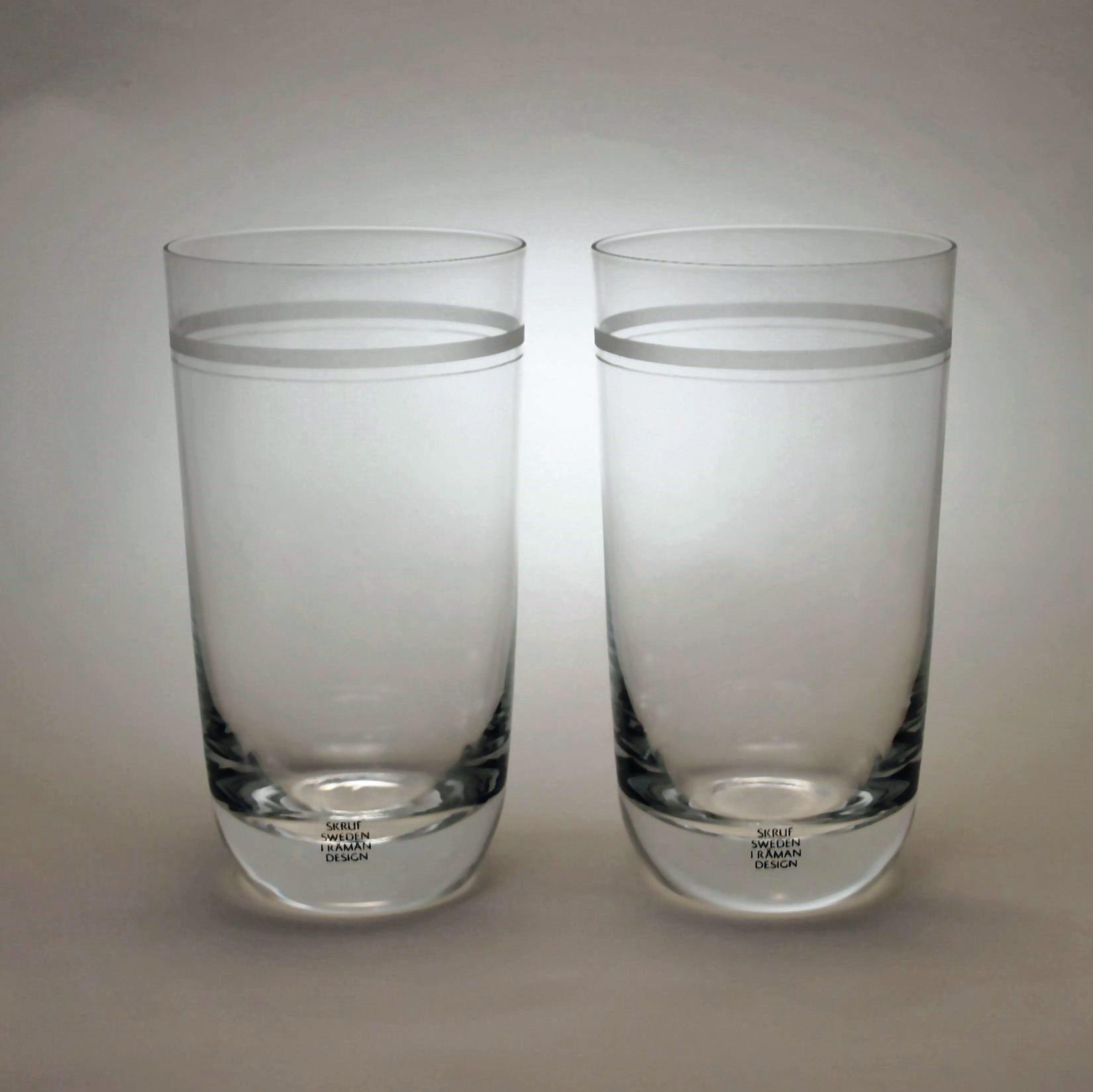 スクルフ オーガスト 2205 ビールグラス ペアセット SKRUF August 2205 Beer Glass Pair Set