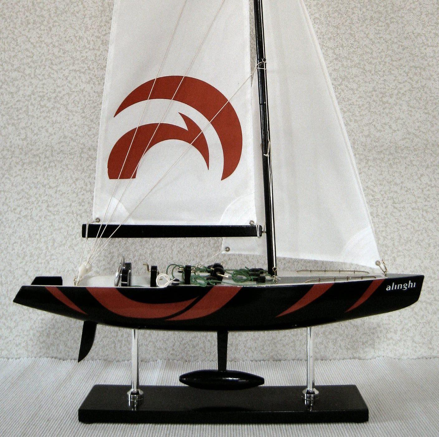 ヨット模型 SUI_64 スイス アリンギ