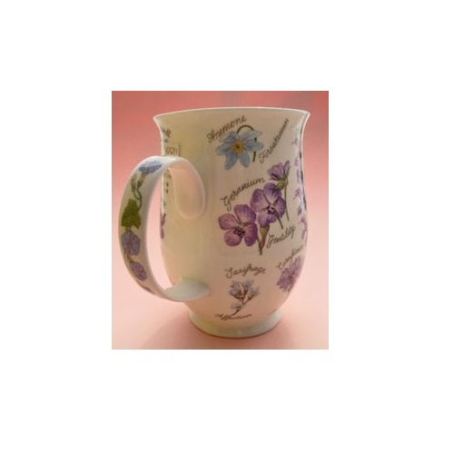 ダヌーン マグカップ 花言葉 2 Dunoon Language of Flowers 2 Mug Cup
